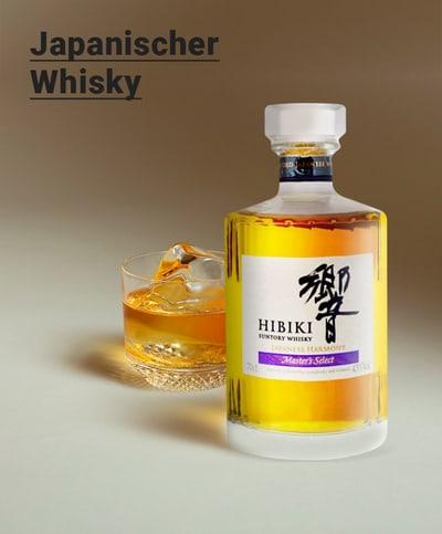 Japanische Whiskies