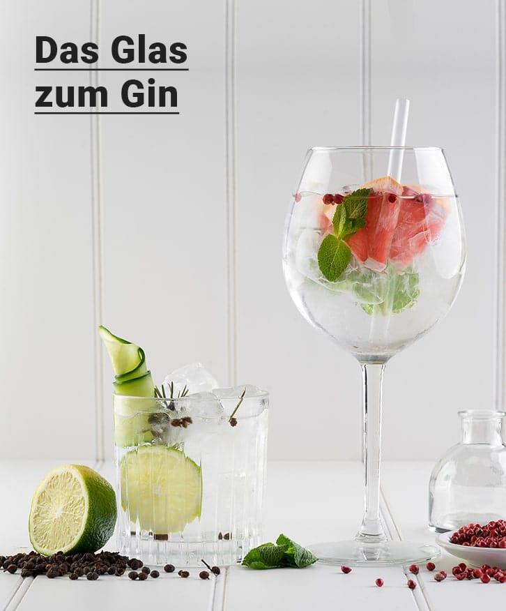 Gin gläser