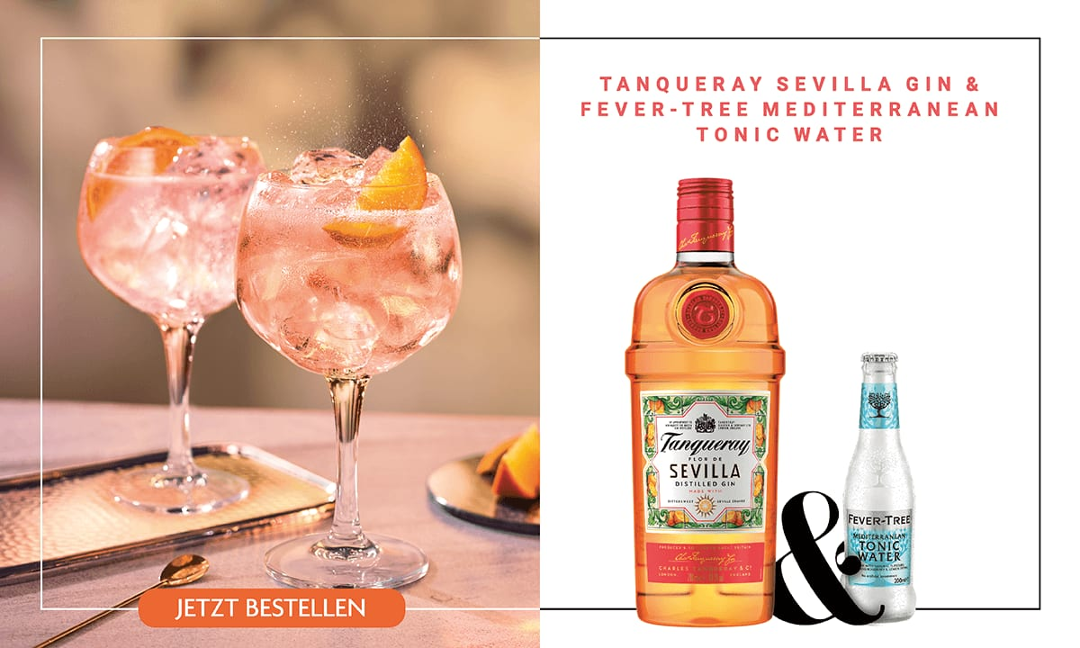 Tanqueray x Fever-Tree