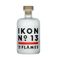 In Flames Ikon No. 13 Gin 50cl