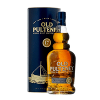 Old Pulteney 17 Years Whisky 70cl