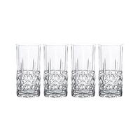 Spiegelau Elegance Longdrink Glas, 4er-Pack