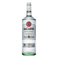 Bacardi Carta Blanca Rum 300cl