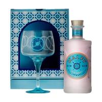 Malfy Gin Rosa 70cl Set avec verre