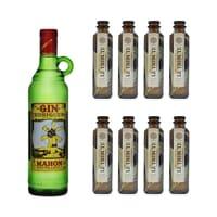 Xoriguer Mahon Gin 70cl avec mit 8x Le Tribute Tonic Water