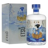 ETSU Premium Artisanal Japanese Gin 70cl