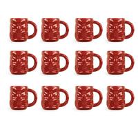 Libbey Tiki Mug Red 47cl, 12er-Set