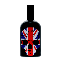 Ghost Union Jack Skull Vodka 70cl