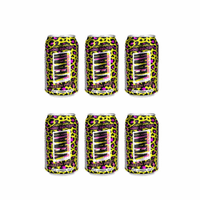 YEAAH Passion Fruit Hard Seltzer 33cl, 6er-Pack