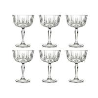 RCR Style Opera Champagnerglas, 6er-Pack