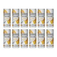 Smirnoff Seltzer Orange & Grapefruit 25cl, Pack de 12