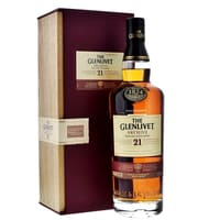 The Glenlivet 21 Archive Years Single Malt Whisky 70cl