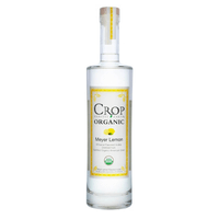 Crop Meyer Lemon Organic Vodka 75cl