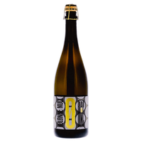 Kolonne Null Prickelnd Cuvée Blanc No1 alkoholfrei 75cl