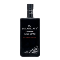 The Botanical's Premium London Dry Gin 70cl