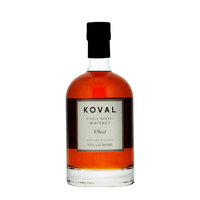 Koval Wheat Overproof Whiskey 50cl