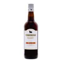 Osborne Medium Dry Sherry 100cl