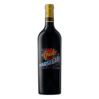 """Sélection Charles Rolaz Marselan """"Great"""" 2017 75cl"""