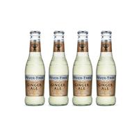Fever-Tree Ginger Ale 20cl Pack de 4