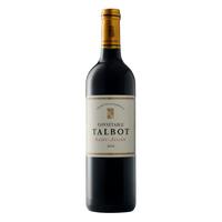 Connétable Talbot Saint-Julien AOC 2ème Vin du Château Talbot 2018 75cl