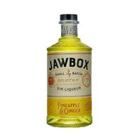 Jawbox Pineapple & Ginger Gin Likör 70cl