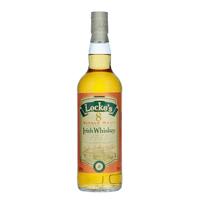 Locke's Single Malt Whisky 8 Years Old Crock 70cl