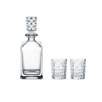 Nachtmann Bossa Nova Whiskyset, dreiteilig