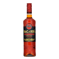 Bacardi Carta Fuego Red Spiced 70cl (Spirituose auf Rum-Basis)