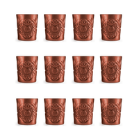 Libbey Hobstar D.O.F. Glas Copper 35.5cl, 12er-Set