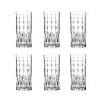 RCR Marilyn Longdrink Glas 36cl, 6er-Pack