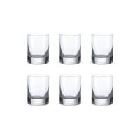 Bohemia Crystal Glass Barline Shotglas 6cl, 6er-Set