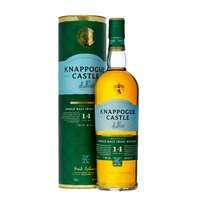 Knappogue Castle 14 Years Whiskey 70cl