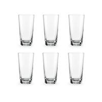 Bohemia Crystal Glass Jive High Ball Glas 48cl, 6er-Set
