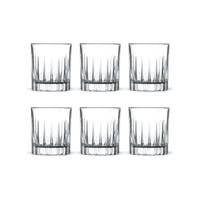RCR Style Timeless Liqueur Tumbler, Pack de 6