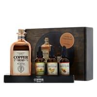 Copperhead Gin Ensemble avec trois Blends