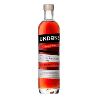 UNDONE No.9 Red Aperitif Type alkoholfrei (not Red Vermouth) 70cl