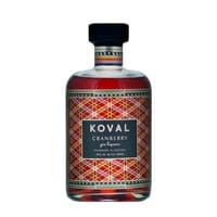 Koval Cranberry Gin Likör 50cl