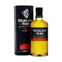Highland Park 18 Years Single Malt Whisky 70cl (Old Version)