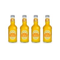 Fentimans Mandarin & Seville Orange 27.5cl Pack de 4