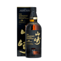 Suntory Yamazaki 18 Years Whisky 70cl