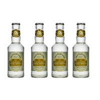 Fentimans Tonic Water 20cl, Pack de 4