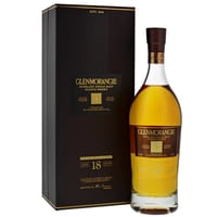 Glenmorangie 18 Years Single Malt Whisky 70cl