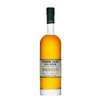 Widow Jane Rye Mash Oak Aged Whisky 70cl