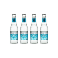 Fever-Tree Mediterranean Tonic Water 20cl Pack de 4