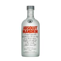 Absolut Mandrin Vodka 70cl