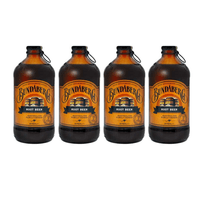Bundaberg Root Beer 37.5cl 4er Pack