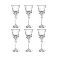 RCR Style Adagio Verres à Vin Blanc, Pack de 6