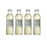 Franklin&Sons Ginger Ale 20cl, Pack de 4