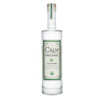 Crop Cucumber Organic Vodka 75cl