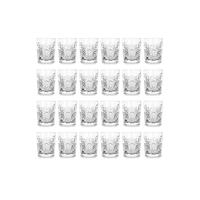 Libbey Hobstar Shotglas 6cl, 24er-Pack